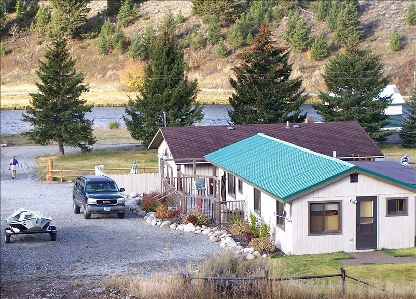 Cabin Vacation Rental In West Yellowstone Vacation