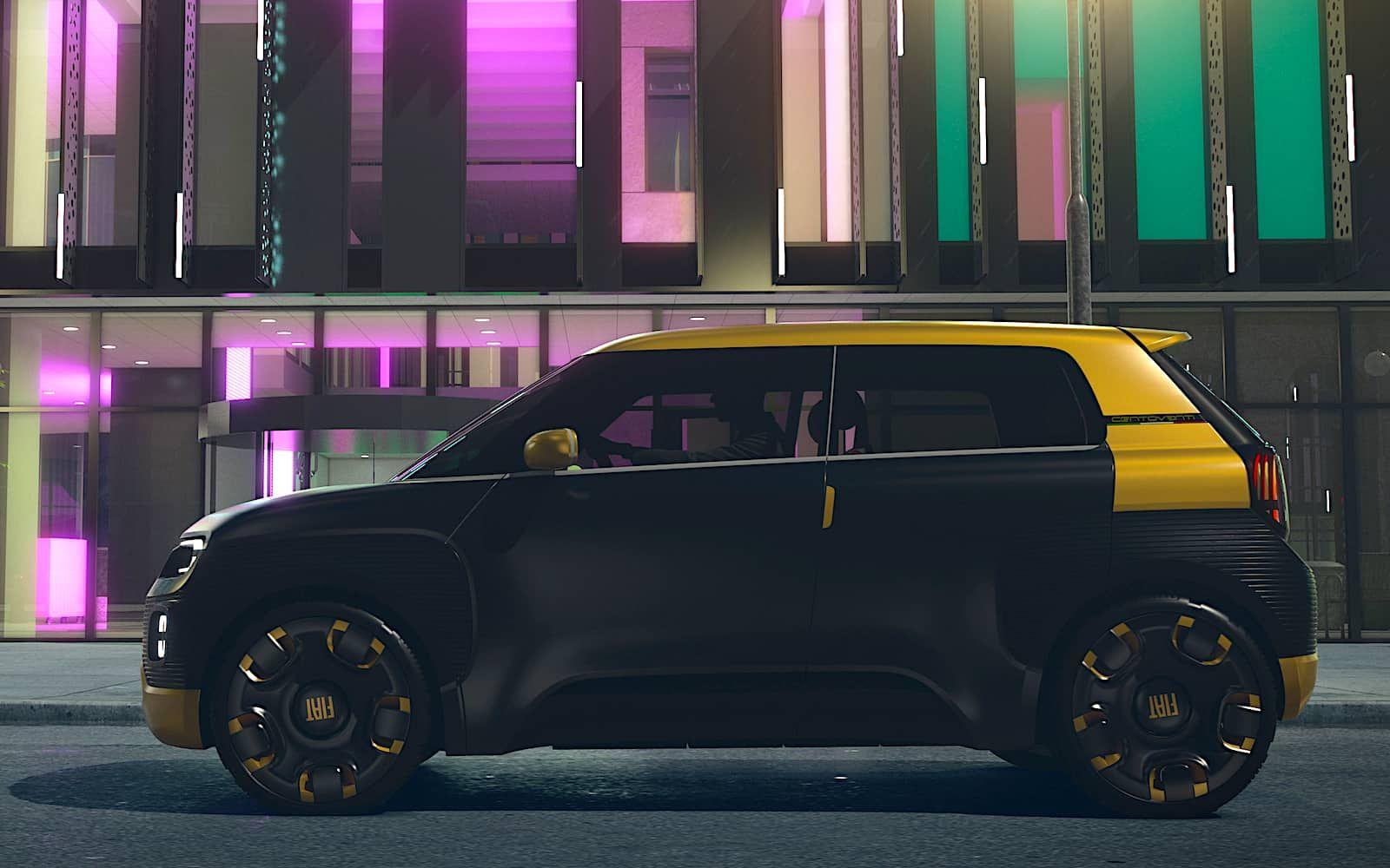 El Nuevo Fiat Panda Electrico Podria Estar Listo Para 2021 Fiat