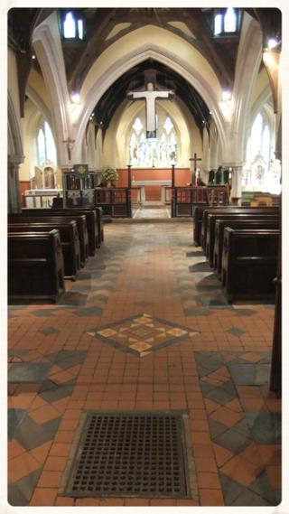 St Hilary Church