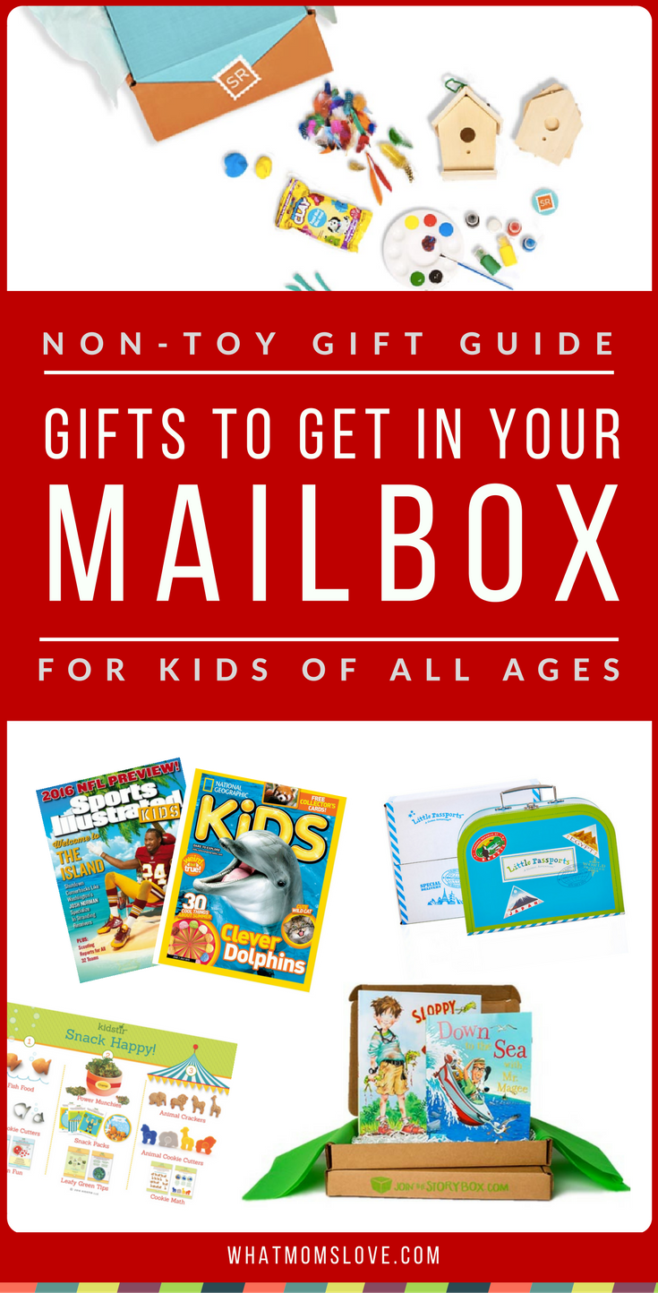 Non-Toy Gift Guide: The Best Subscription Boxes ...