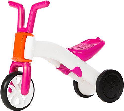 Kids Balance Bikes Chillafish Bunzi 2in1 Gradual Balance Bike