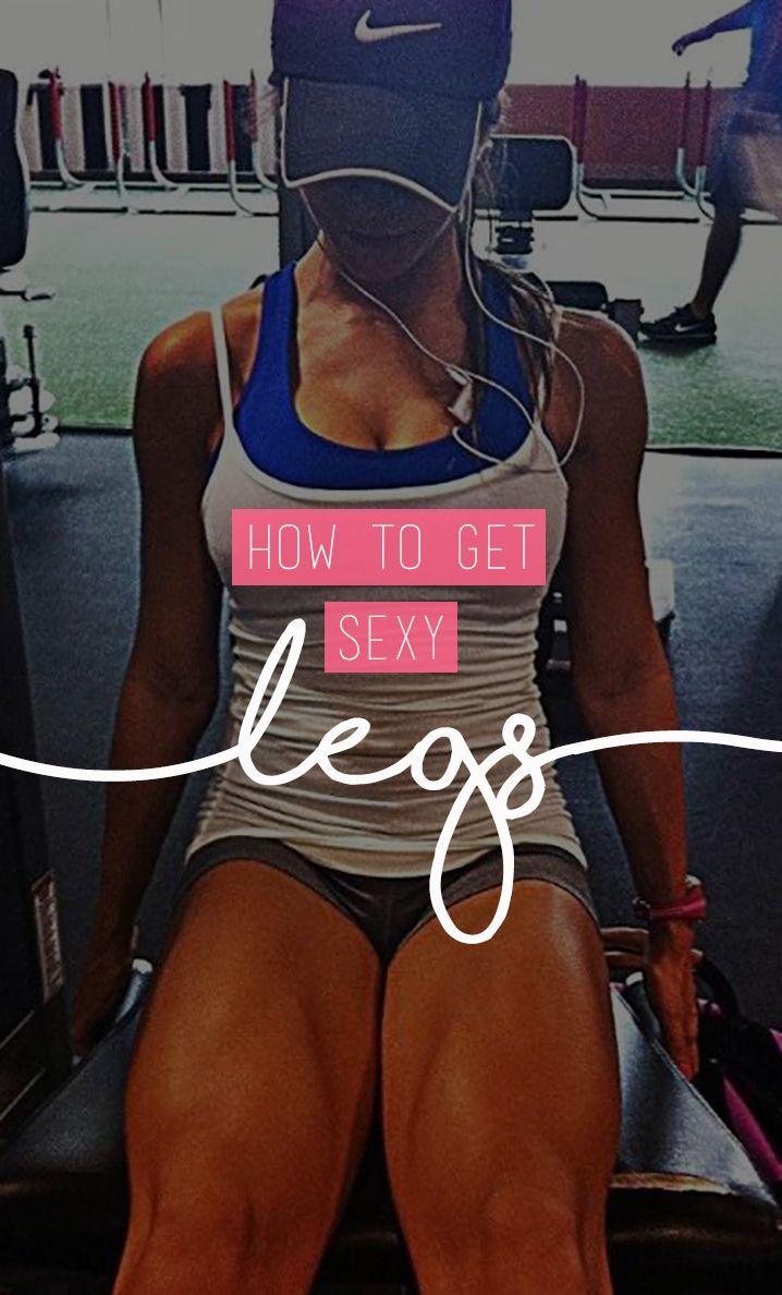 Full Leg Workout Routine - Sexy Legs Workout + My Leg Day Exercises