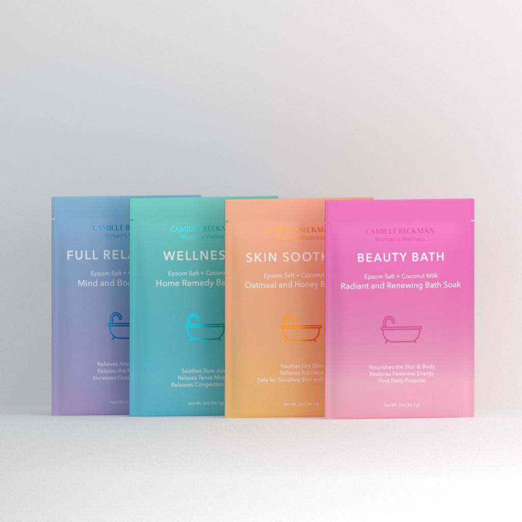 Bath Soak Variety Pack (4 Pack) Bath soak, Eucalyptus