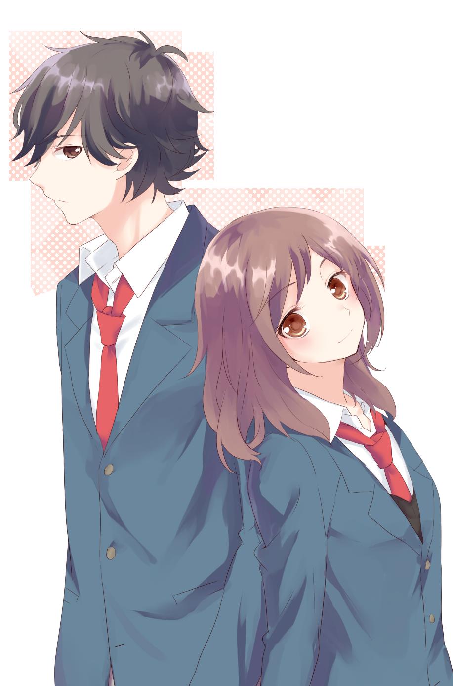 Parejas De Anime, Animes