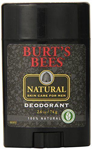 Burt S Bees Men S Deodorant 2 6 Ounce Units Pack Of 3 Burt S Bees Http Www Amazon Com Dp B002dmk0ey Ref Cm Sw R Pi Dp Mens Deodorant Deodorant Burts Bees