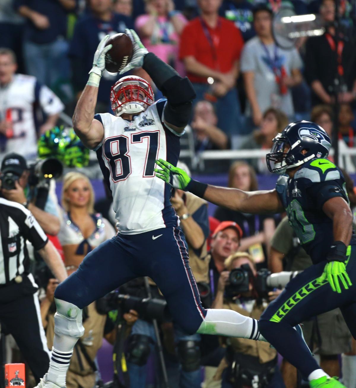 Super Bowl Xlix Patriots Defeat Seahawks The Boston Globe Super Bowl Xlix Super Bowl Patriots