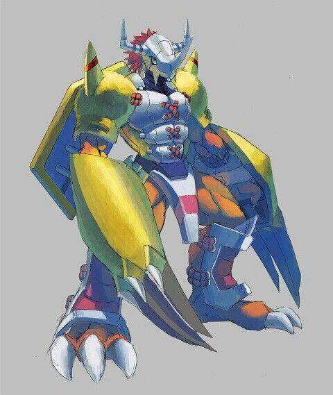 Wargreymon | DiGiM0N | Pinterest | Digimon, Digimon ...