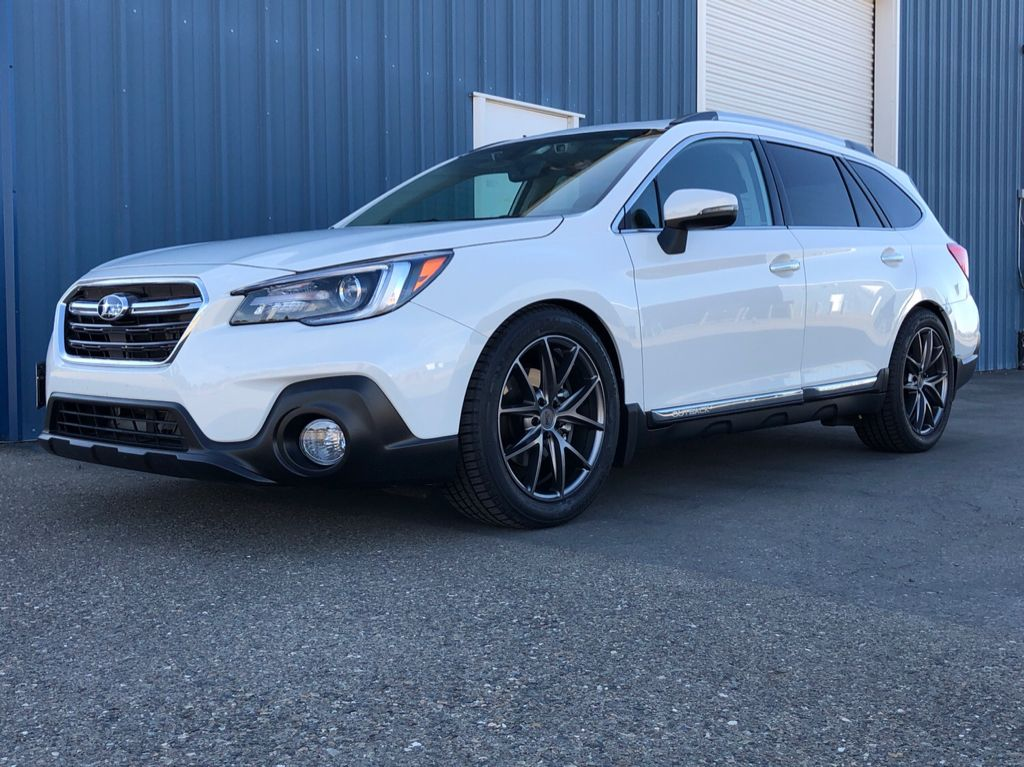 Lowered 2018 Outback 3 6R - BC Racing Coilovers | Legacy and