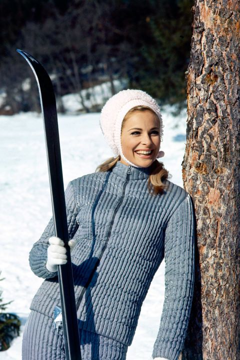 Resultado de imagen de snow style icons we can always look to for ski bunny outfit inspiration