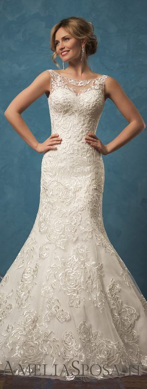 "wedding-dresses-paradise: ""Amelia Sposa 2017 Wedding Dress """