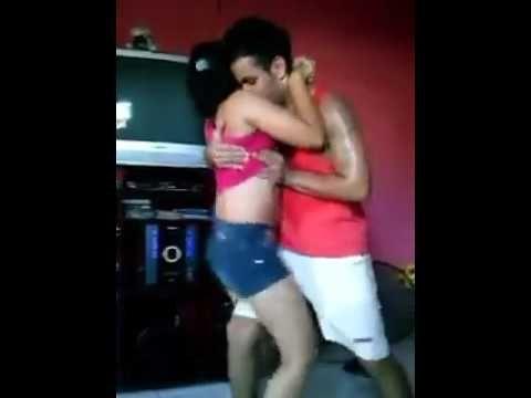Sexy homemade dance