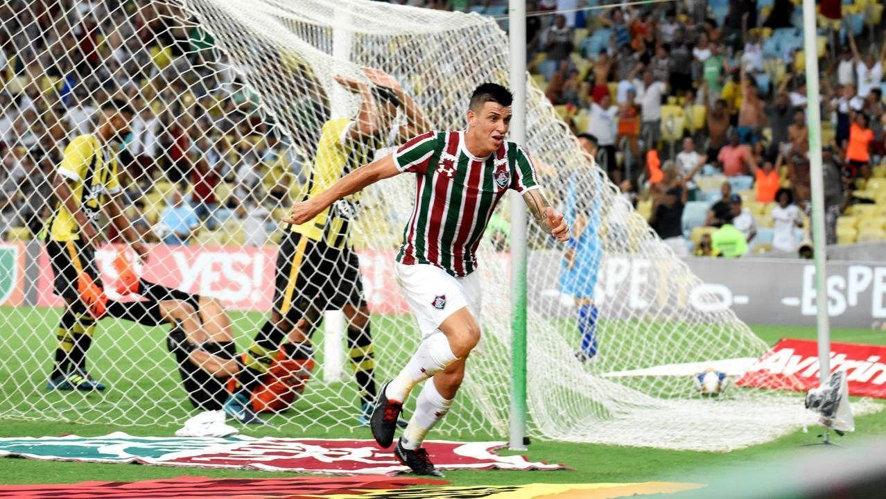Estatisticas Do Fluminense 2019 Artilheiros Gols Cartoes Videos E Proximos Jogos Da Temporada Gol Do Fluminense Fluminense Gol