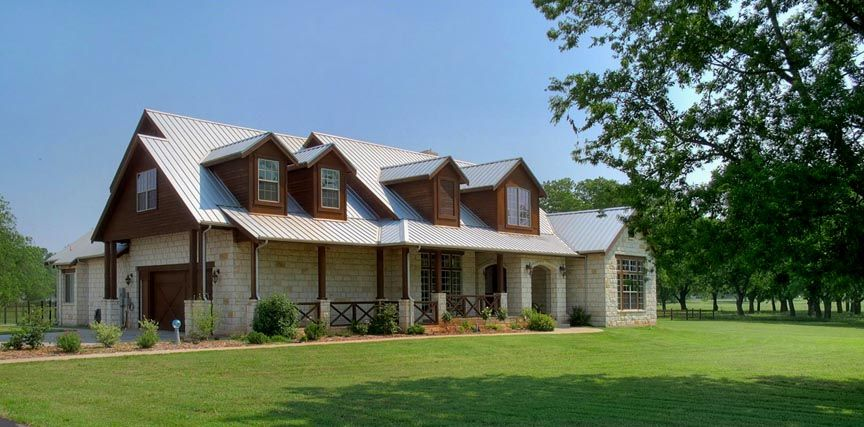 Texas hill country home designer texas airport homes for Hill country style homes
