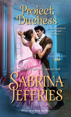 Project Duchess by Sabrina Jeffries Bestselling author