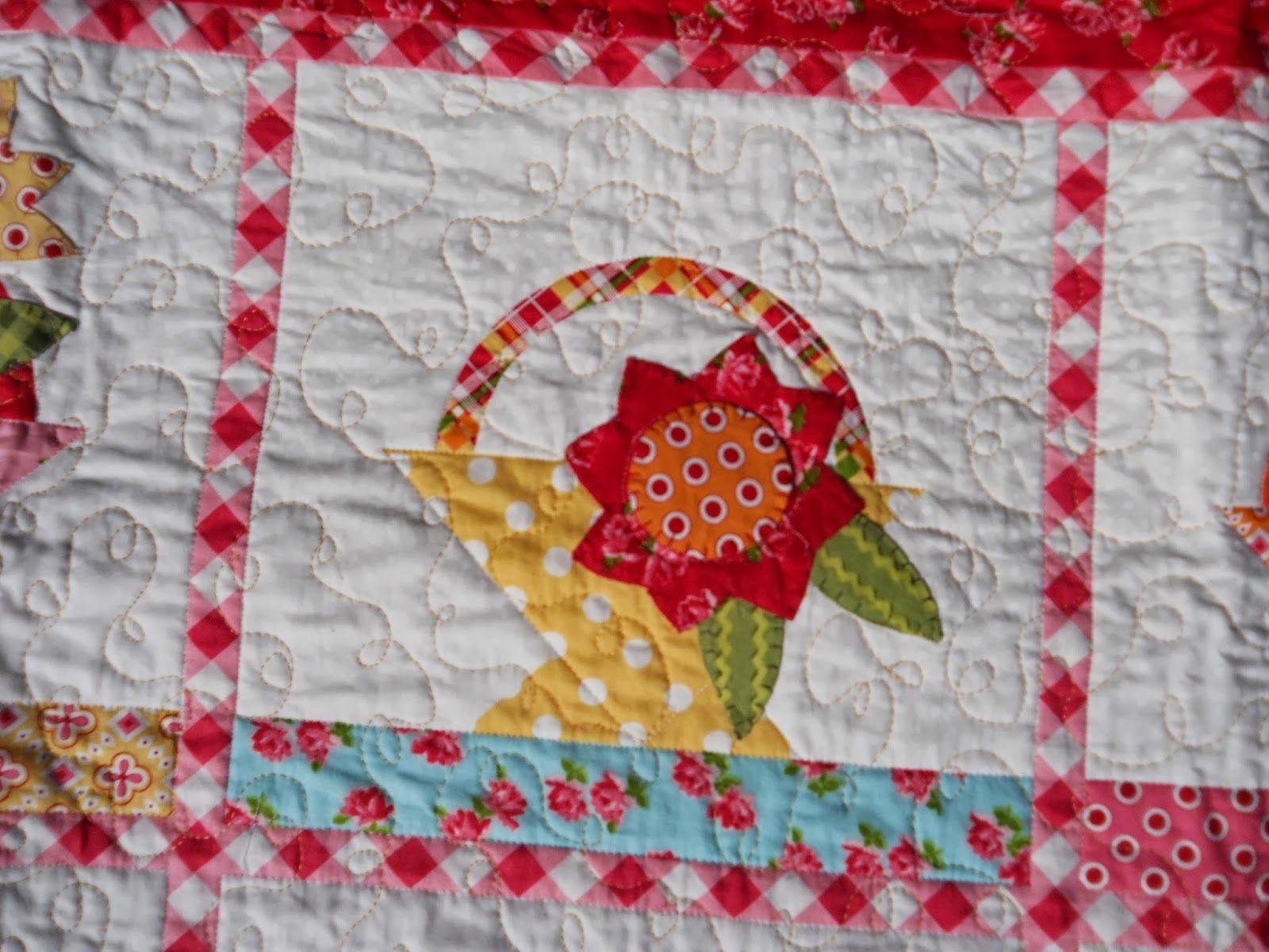 Annie's Basket Quilt 9 of 13