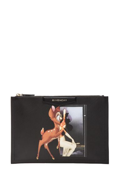 bd84ba7a1b GIVENCHY|Medium Bambi Pouch in Multi. BAMBI IS BACK! | bags ...
