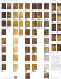 Image Result For Aveda Hair Color Chart Swatch Guide Hair Salon
