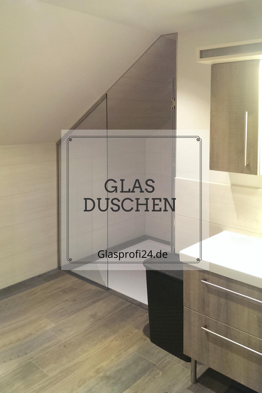 Moderne Badgestaltung Mit Glas Duschabtrennung In 2020 Duschabtrennung Badgestaltung Dusche