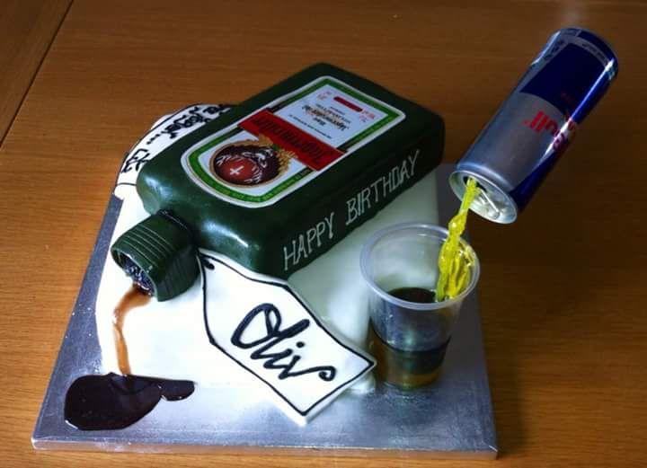 Jager Bombs Jagermeister Pinterest Cake