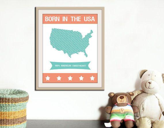Kinder Kunstdruck. Kinder Kunst. Baby Kinderzimmer von Wallfry, $18.00