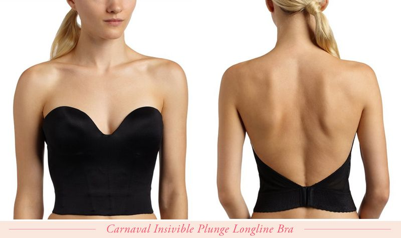 fa40caff157ed Finding a good bra for your low-back or backless dress can be tricky.  Here s a complete list of bras that will work flawlessly for your dress!