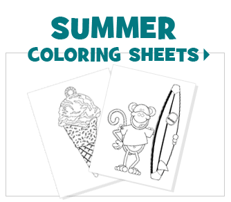 FREE Printable Coloring Sheets Fun Ideas by Oriental