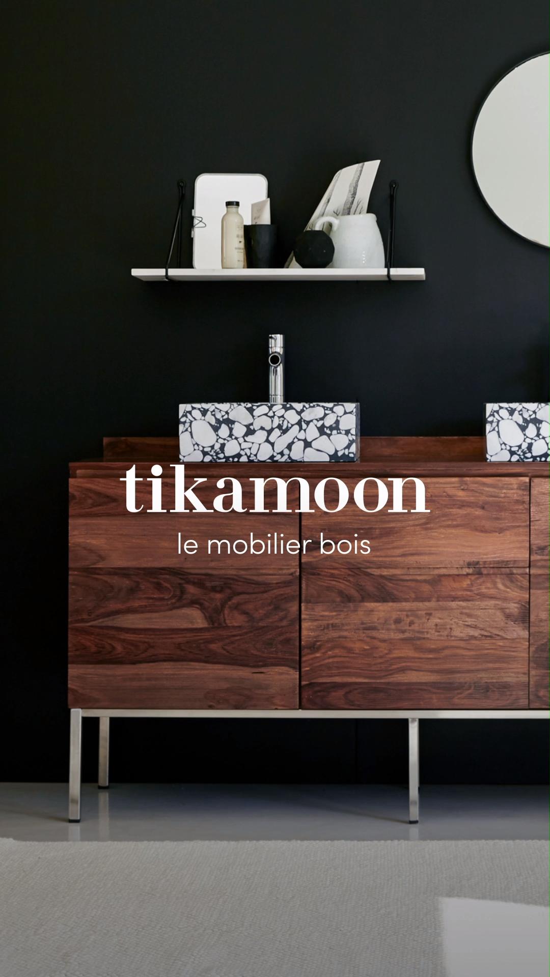 Tikamoon Concoit Fabrique Et Distribue En Ligne Des Meubles Uniques Depuis 10 Ans Video Mobilier De Salon Deco Meuble Tv Mobilier En Bois