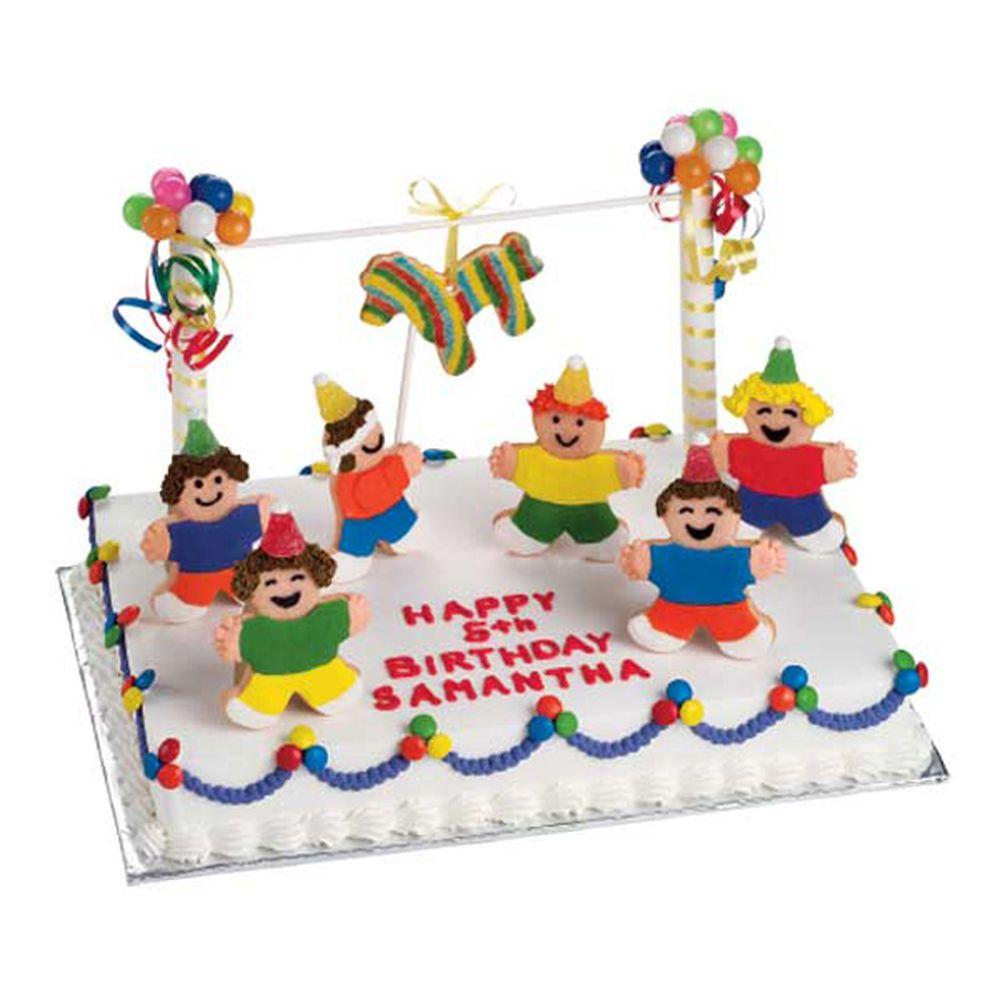 Photo of Pinata Fiesta Cake