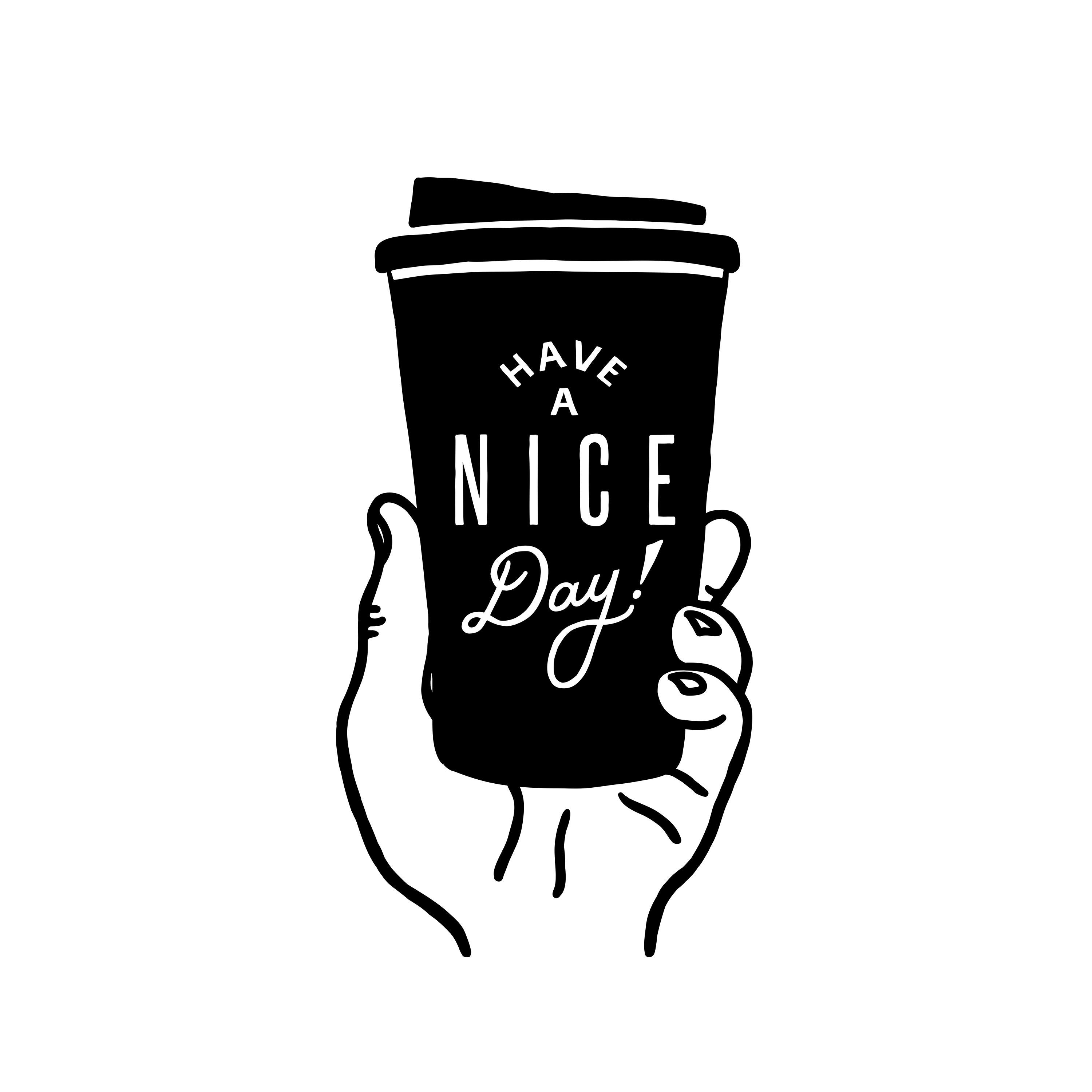 COFFEE LOGO CAFE LOGO COFFEE CUP ILLUSTRATION CAFE