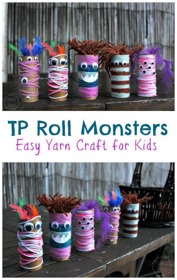 25 Spooktacular Halloween-Kunsthandwerk für Kinder aller Altersstufen