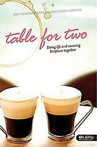 Table for Two: Doing Life and Savoring Scripture Together