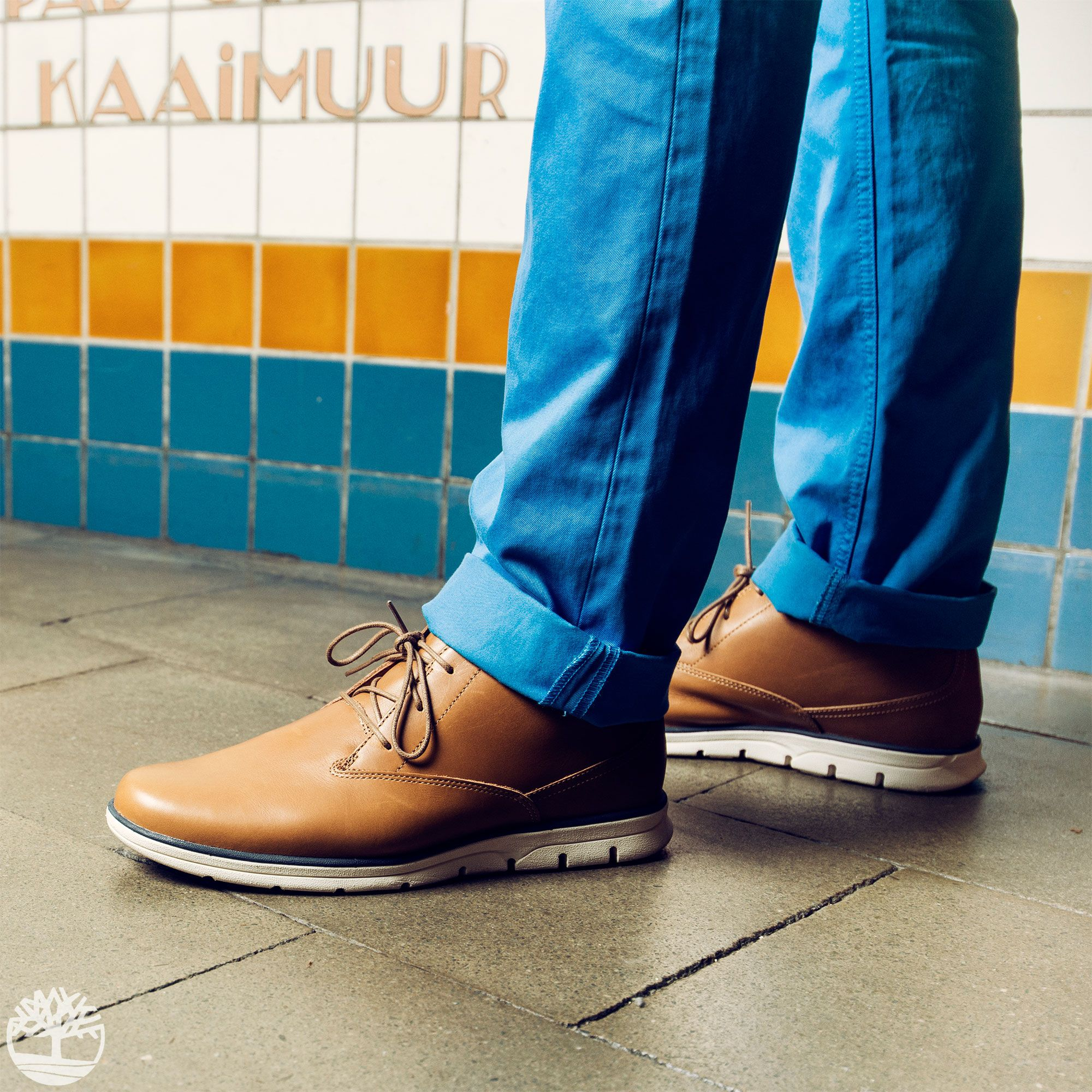 Go for casual! Combine our classy #Bradstreet shoe & playful
