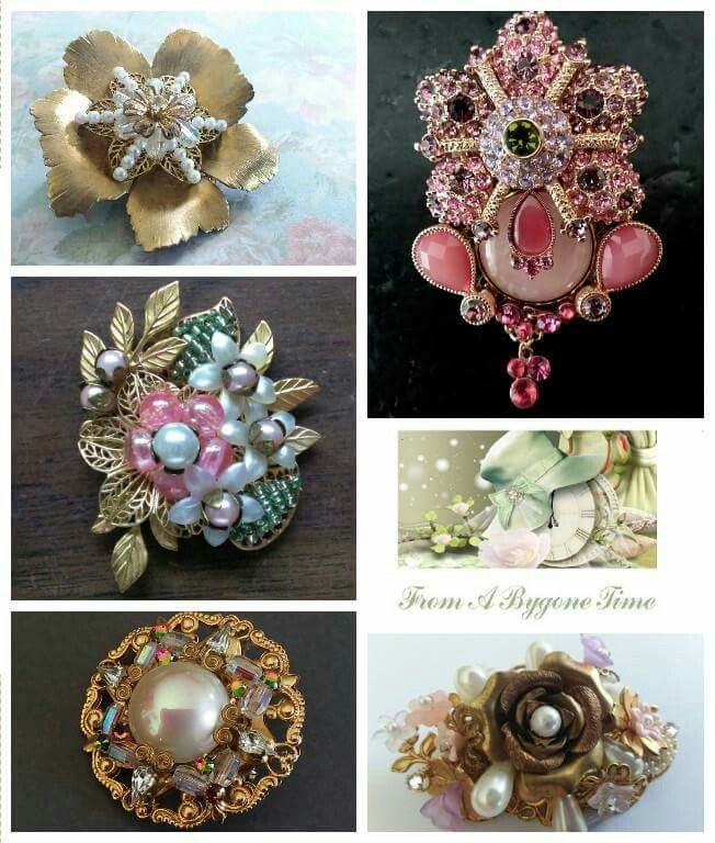 A Bygone Time - Etsy Store  Beautiful jewelry!