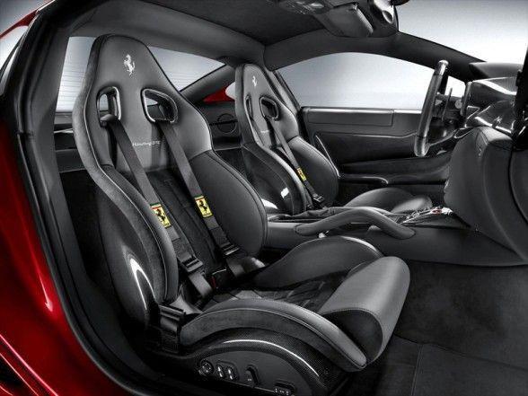 Ferrari Leather Racing Seats Ferrari Ferrari 599 Car Seats