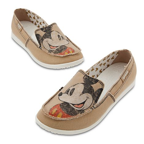 Crocs™ Melbourne Mickey Mouse Shoes for Women | Shoes