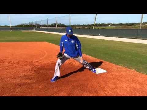 Photo of First Base Footwork Drills – Fundamentals of First Base Series by IMG Academy Baseball (2 of 4)
