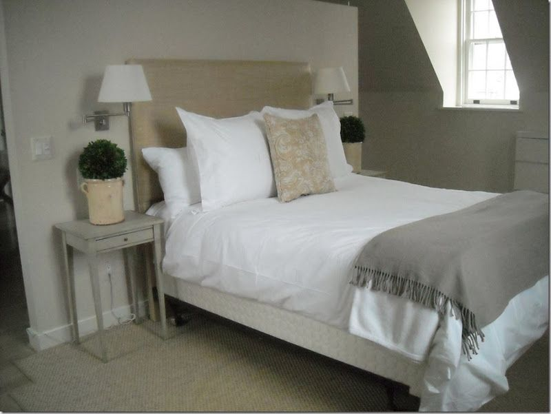 Things That Inspire blog - guest room over 2 car garage ...