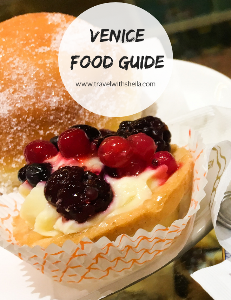 Photo of Where and What to eat in Venice – Travel with Sheila