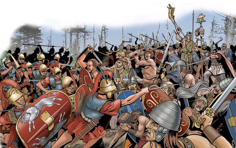 a history of the roman empires battles with gauls In historiography, ancient rome is roman civilization from the founding of the city of rome in the 8th century bc to the collapse of the western roman empire in the 5th century ad, encompassing the roman kingdom, roman republic and roman empire until the fall of the western empire.