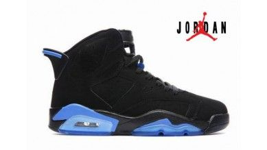 online store d804c 3d69b Air Jordan 6 Retro University Blue-129