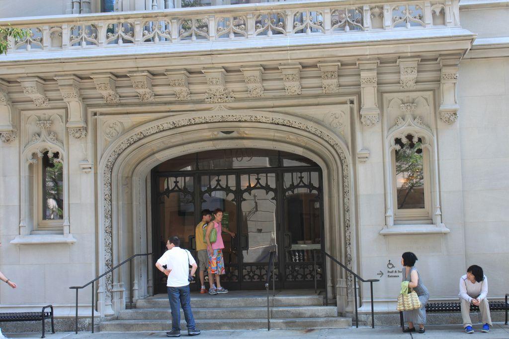 Felix Warburg Mansion (The Jewish Museum) Warburg