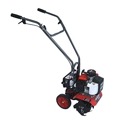 Power Tillers Gardentrax Y2007e Electric Start Two Cycle Garden