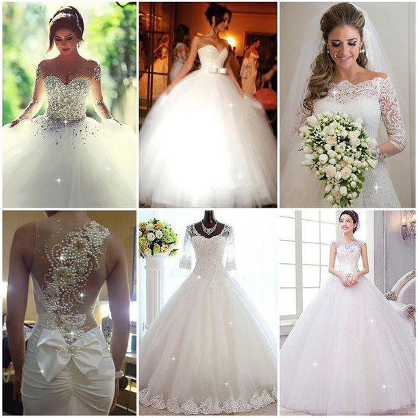 Wedding Dresses By Ericdress More Models For All Need
