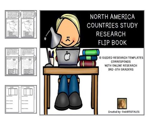 All About North America Flip It Tab Book Activities aligned to TN - physical assessment form
