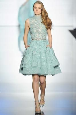 Zuhair Murad Spring 2015 Couture Fashion Show: Complete Collection - Style.com
