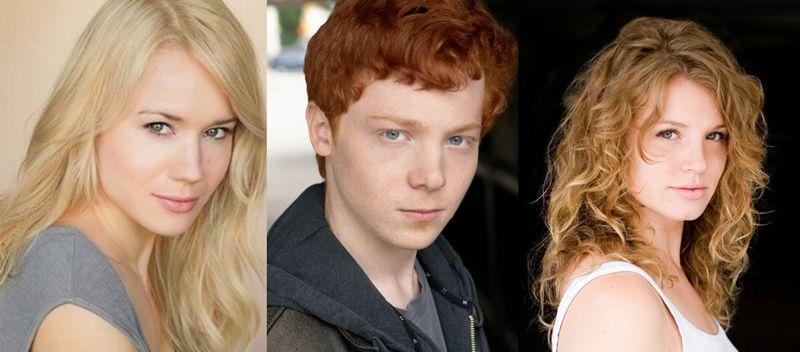 EternoTwilight : Kristen Hager, Stephen Joffe e Allison Brennan se ...