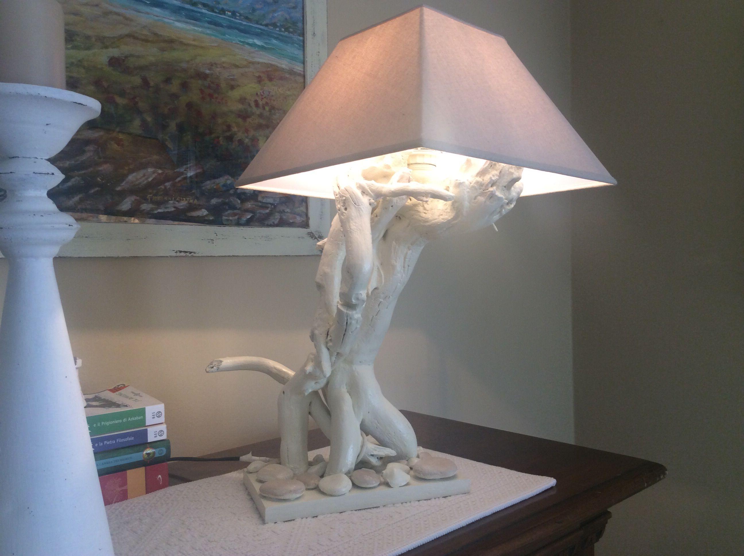 Lampade In Legno Di Mare : Lampade legno di mare le migliori idee per la tua design per la casa
