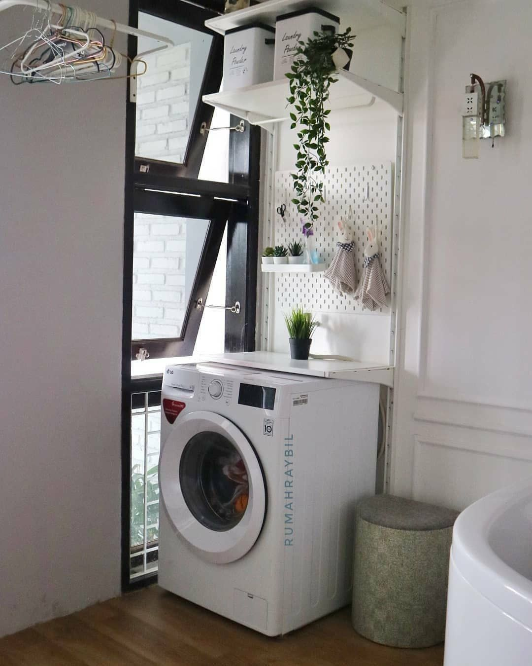 50 Clever Laundry Room Ideas That Are Practical And Space Small Outdoor Rooms