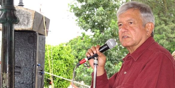 "#LópezObrador asegura que sus adversarios ""están nerviosos""   #Política"