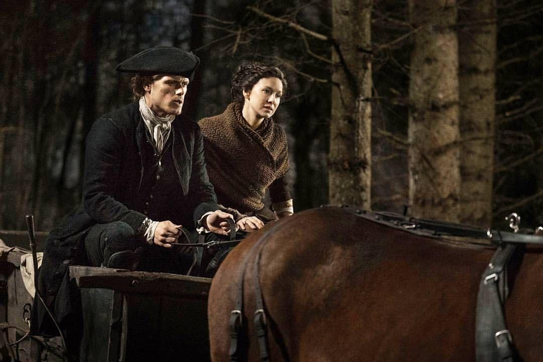 """Season 4! (@outlander_world) on Instagram: """"New #Outlander S4 pic"""